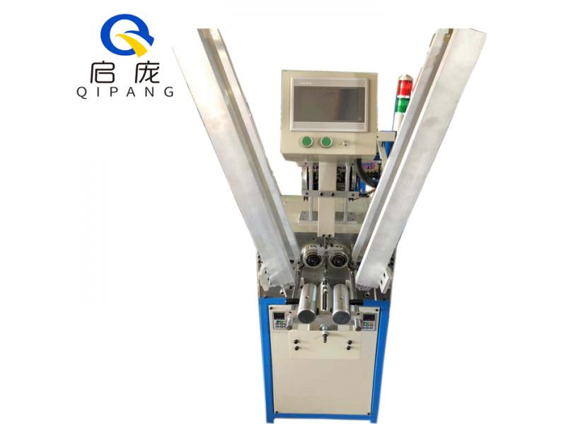 shanghai high quality  polyester fiber yarn winding machine  Double end winding machine