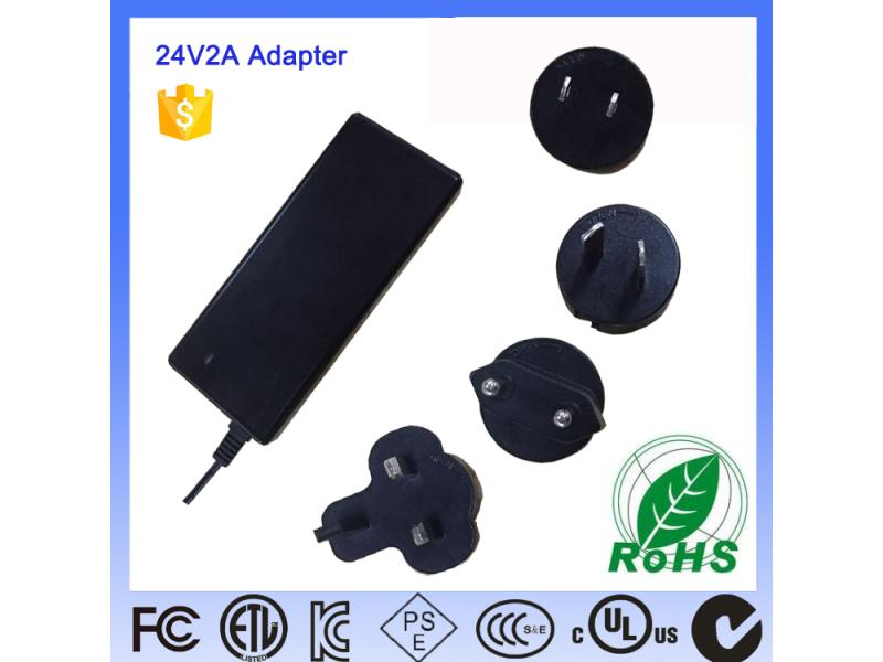 24-65W 5-57V Level VI Fixed switching Interchangerable Power Supplies for Medical Application