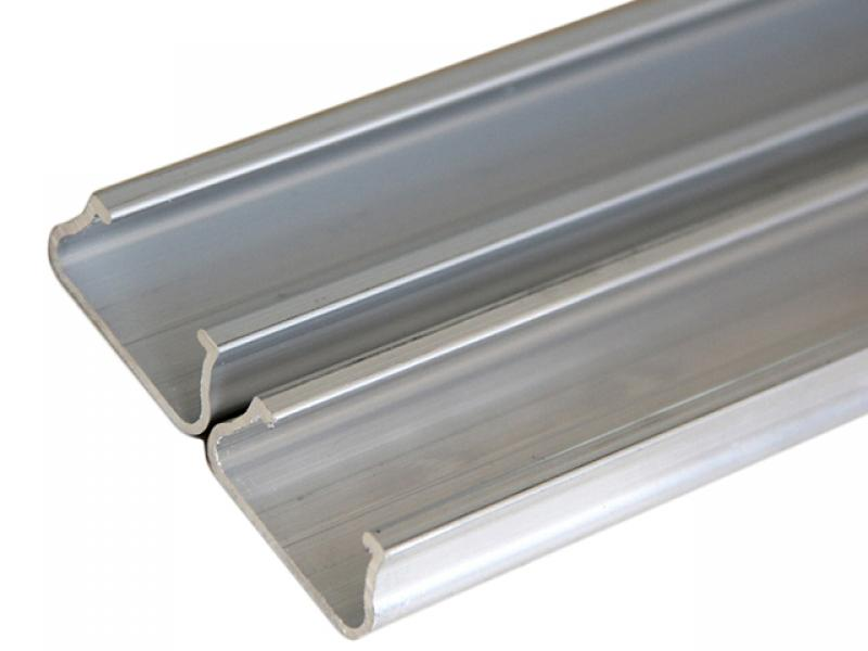 Aluminum  Profile Lock Channel For greenhouse