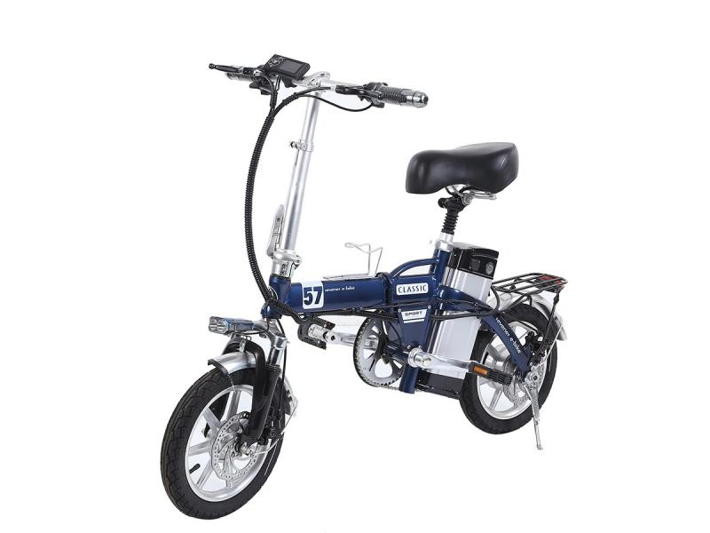 Dual Purpose Folding OEM ODM Electric Scooter / Electric Bicycle
