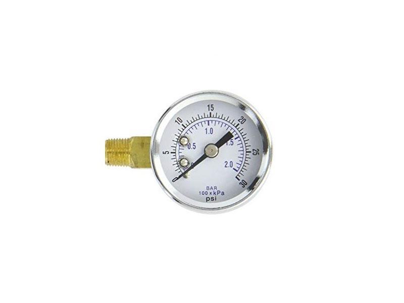 PA118 Utility Pressure Gauge