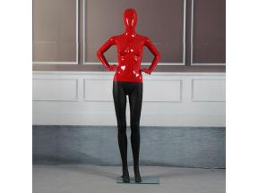FRP mannequin female with head