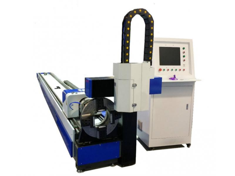 Affordable CNC Fiber Laser Tube Cutter for Sale