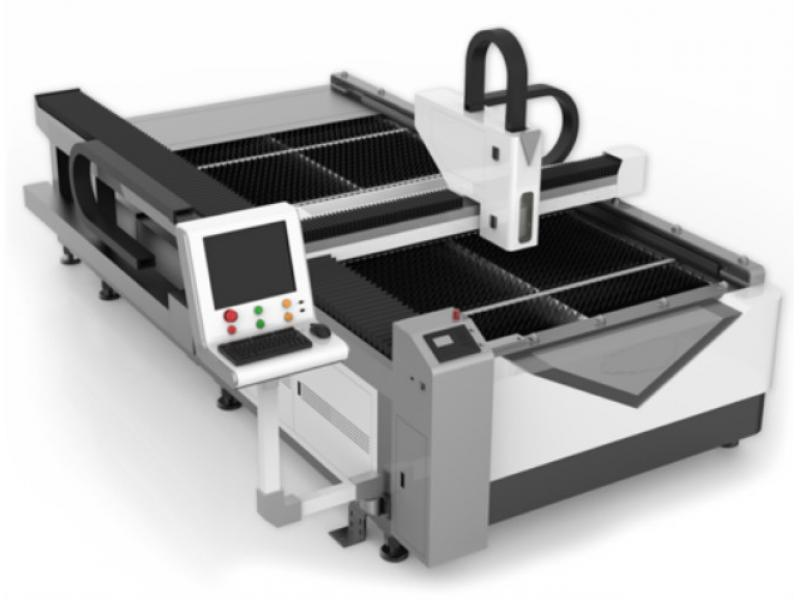 Sheet Metal Fiber Laser Cutter Affordable Price for Sale