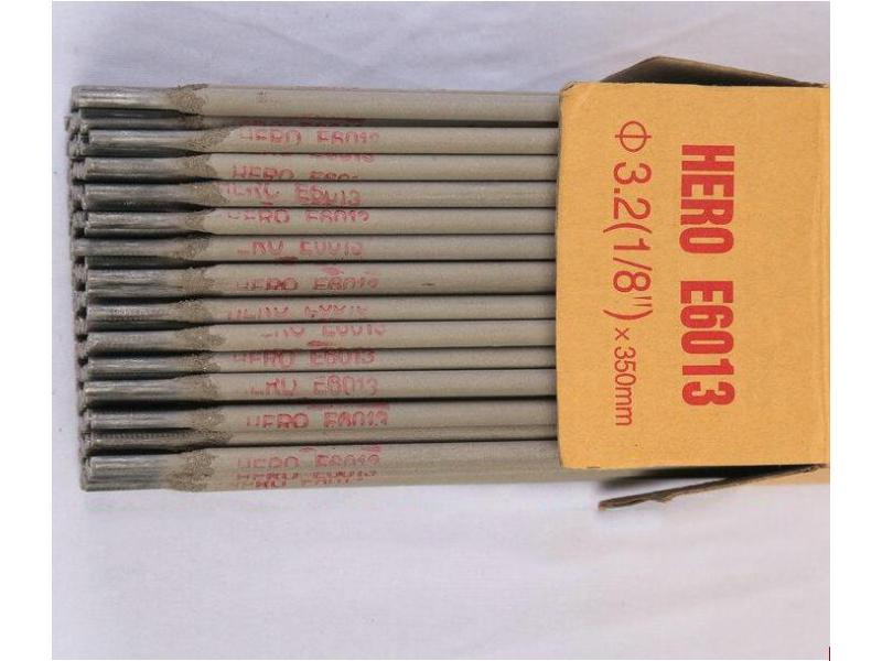 Factory sale welding electrodes aws e6013/HERO E6013