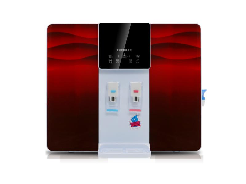 Large flow whole house water purifier
