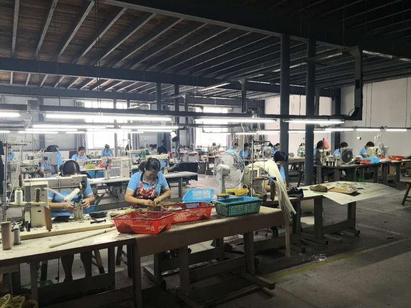 Jiangsu Fanfu Shoes Co., Ltd.