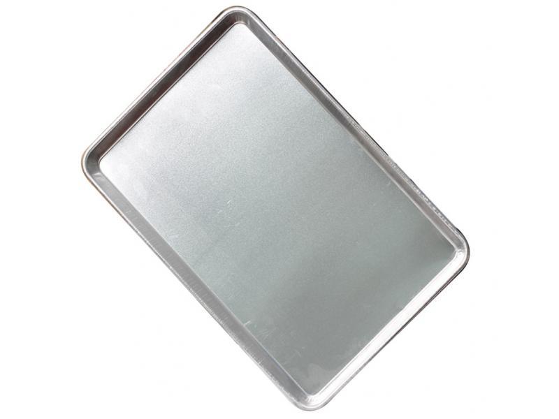 Aluminum Baking Tray Rectangular 60*40 Aluminum Cake Baking Pan Oven Special Baking Tray 0.8 Thickne