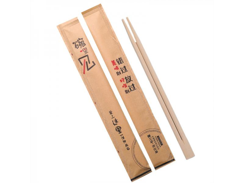 China manufacturer top quality Disposable bamboo chopstick