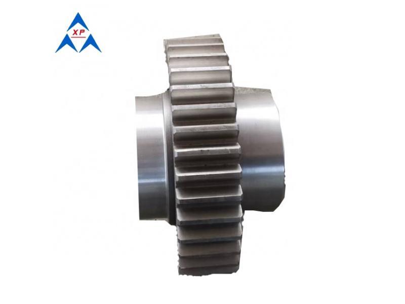 big steel 500 teeth OEM 42CrMo forged ring gear