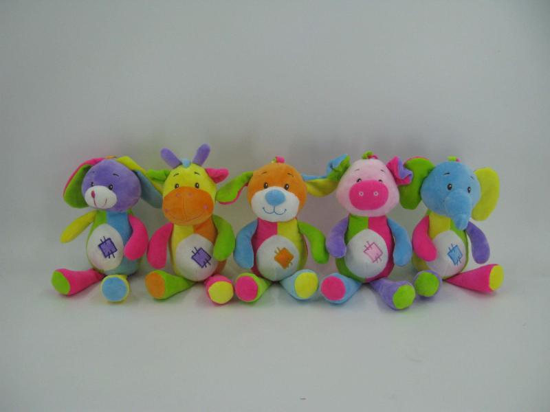 7'' Baby Plush toy series