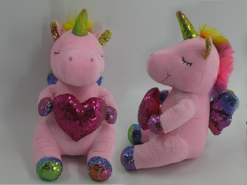 10'' unicorn Plush toy series