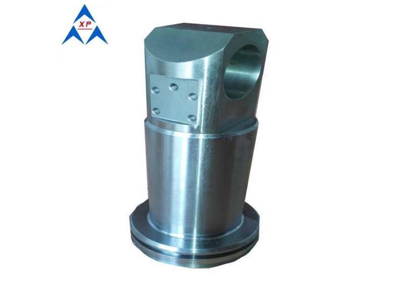 45#  Piston rod excavator hydraulic cylinder piston connecting piston rod
