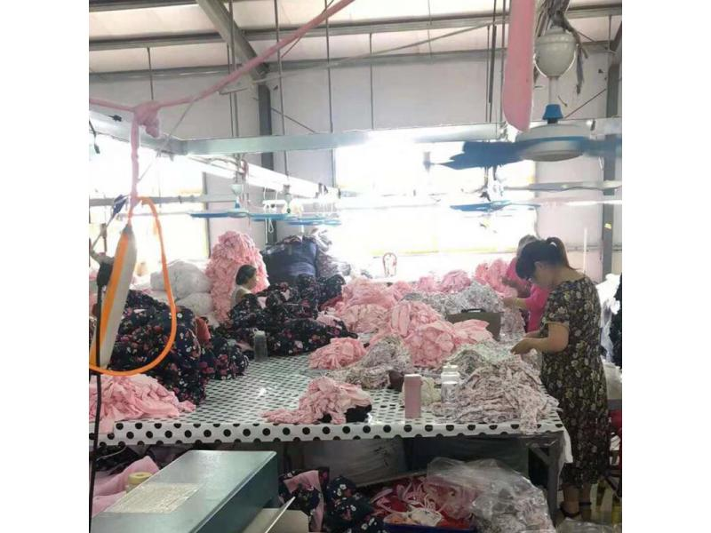 Huaiyang County Yaling Clothing Co., Ltd.