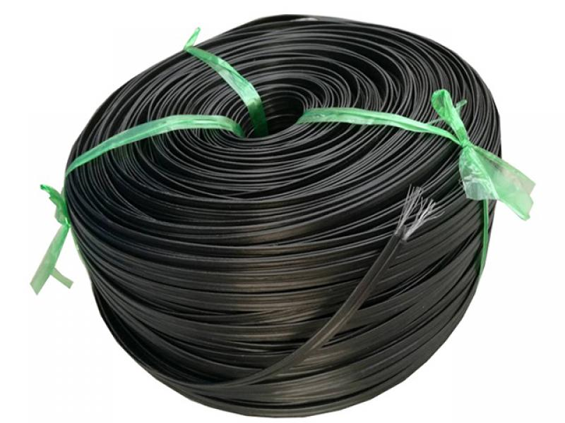 Black Greenhouse Film Fasten Band Film Tension Rope