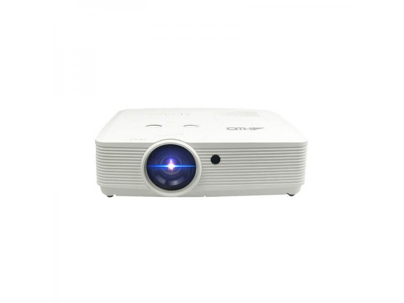 AWO LCD Projector High Brightness 5500 Lumens 1920X1200 Native Resolution
