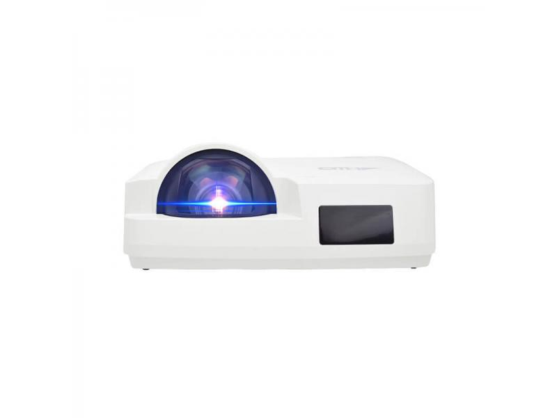 LCD Projector 3000 Lumens WXGA Portalbe Ultra Short Throw Projector