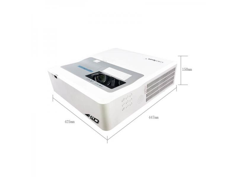 AWO Best Vedio Projector with HLD New Light Source 3500 ANSI Ultra-Short Throw 1920x1200