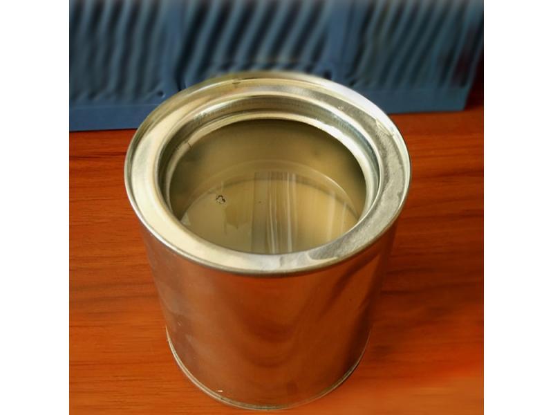 Smokeless silicone resin SH-9504