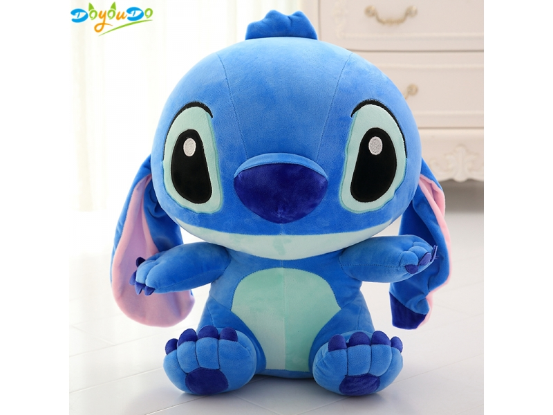 35cm Kawaii Stitch Plush Toys Anime Doll Lilo and Stitch Stich Plush Toys for Children Kids Birthday