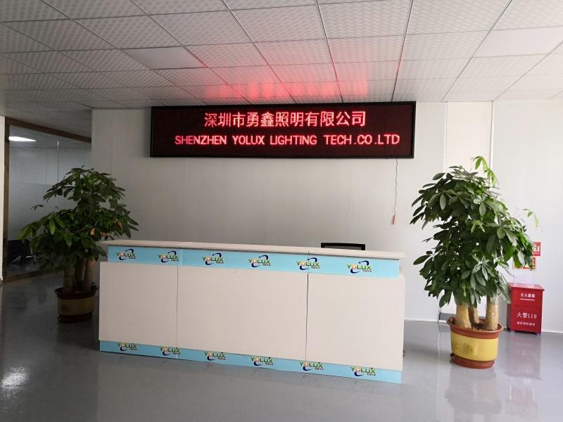 Shenzhen Dalux Lighting Tech Co.,ltd