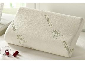 Cervical Contour Memory Foam Bamboo Pillow