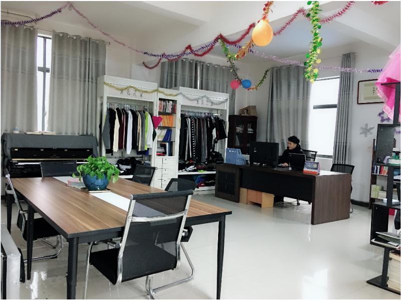Nanchang Weiming Garment Co., Ltd.