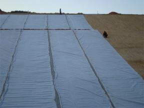 New type high quality composite geo-membrane