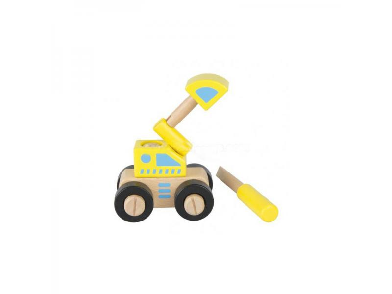 Excavator(Assembly car toy)