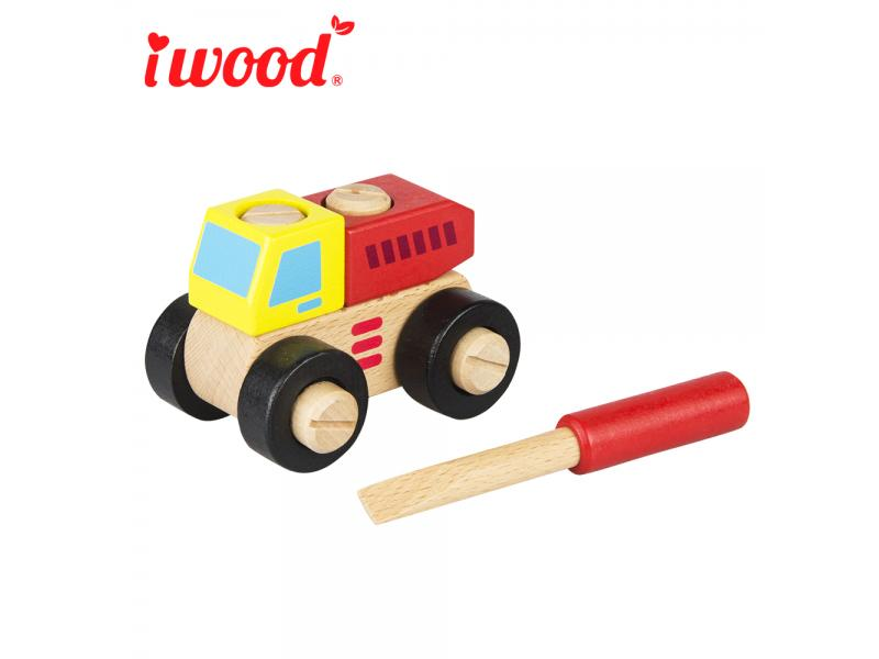 Dump Truck(Assembly car toy)