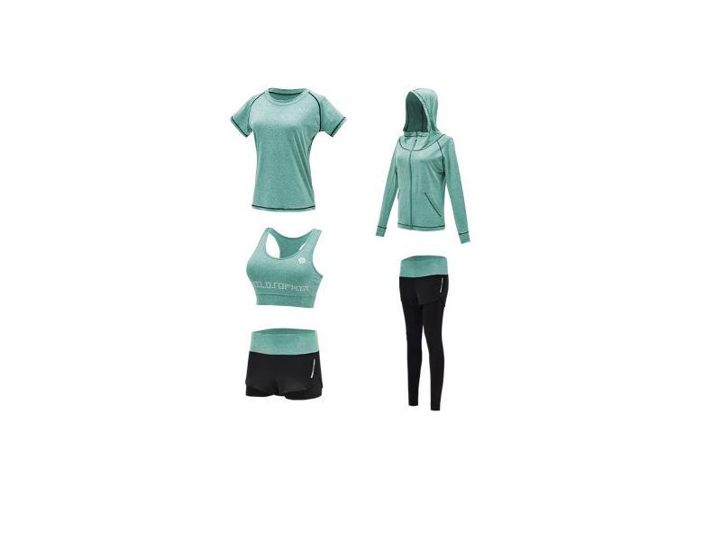 Yoga suit. Dance suit. Exercise suit. Fitness suit. Running suit.