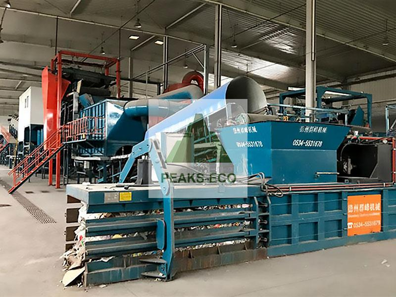 Waste To Energy (RDF&SRF),waste sorting machine