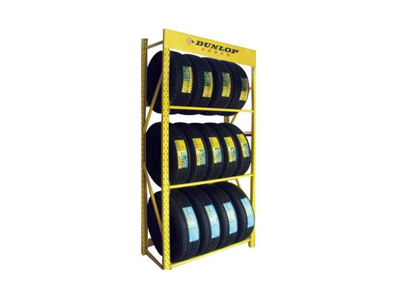 Cylindrical shelving