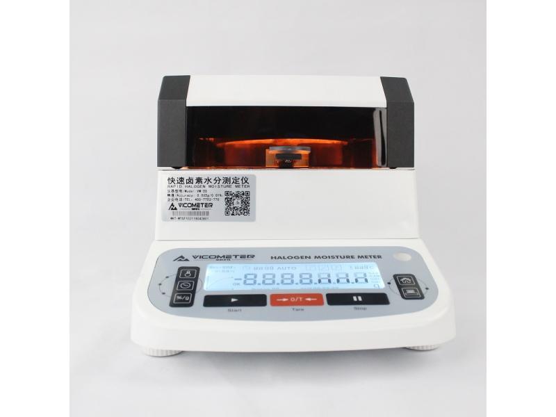 Halogen Moisture Meter Tester