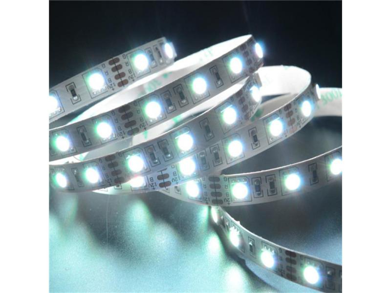 DC12V SMD5050 60leds/m RGB color LED strips