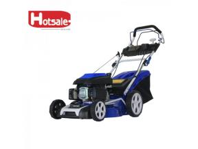 18 inch Lawn Mower Electric Key Start Self Propelled Lawn mower 4Stroke
