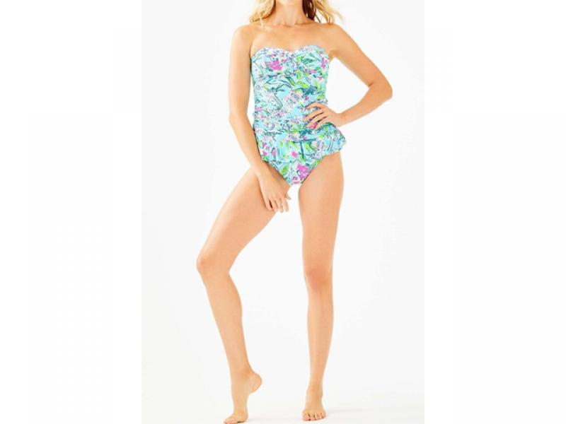 Large size split conservative swimwear cross-border express swimwear manufacturer wholesale customiz