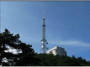 broadcast &TV  tower