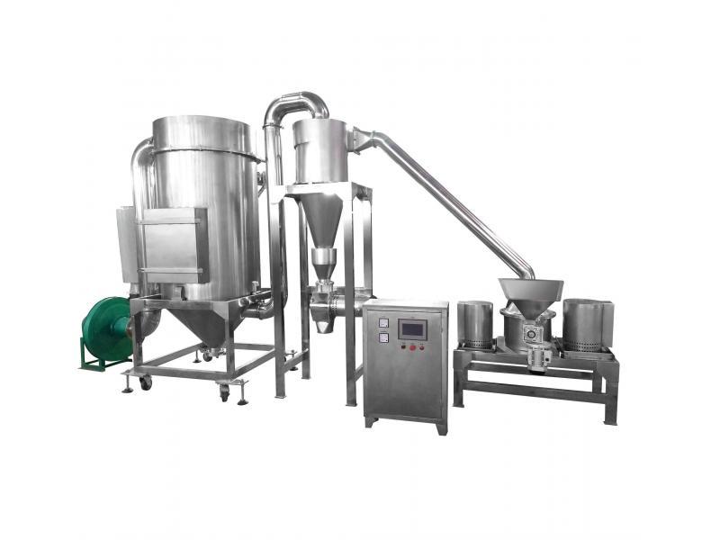 Fine Sugar Powder Superfine Mung Bean Grinding Mini-efficient Pulverizer