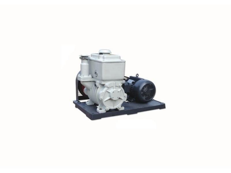 2X Series Rotary Vane Vacuum Pump