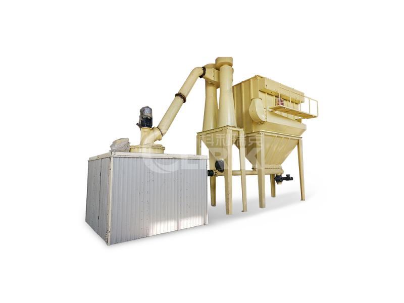 Diatomite mill machine