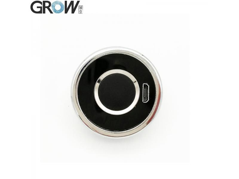 GROW R501 New Design Circular Shell Capacitive Fingerprint Access Control Module Sensor Scanner With