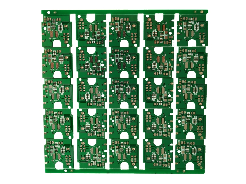 Medium and high end double-sided circuit board