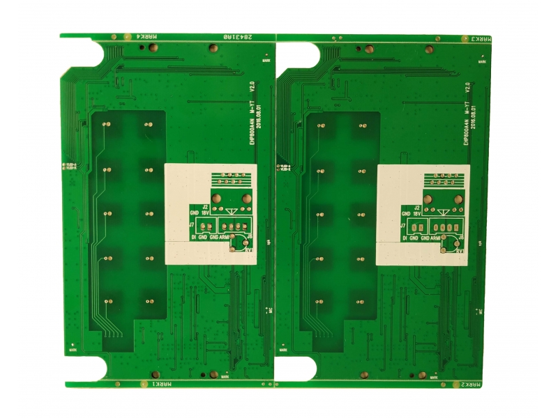 Medium and high end single and double sided circuit boards