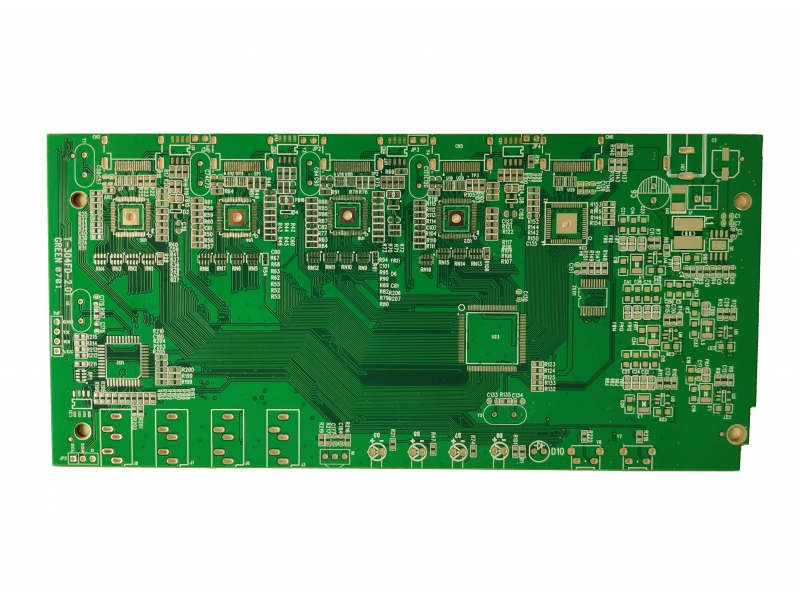 R-4 double sided PCB