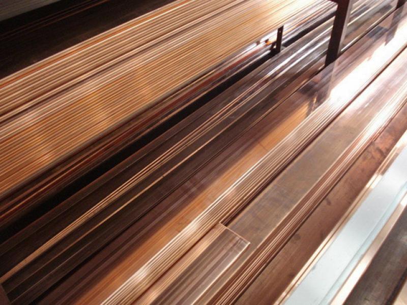 copper row