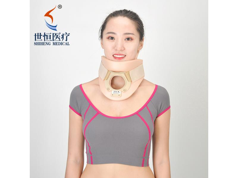 S M L size cervical collar skin color neck support brace with competitive price