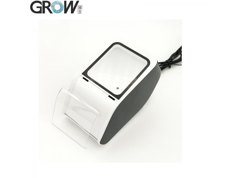 GROW GM79 Desktop Omnidirectional Scanning Platform USB 1D 2D Barcode Scanner Reader Module