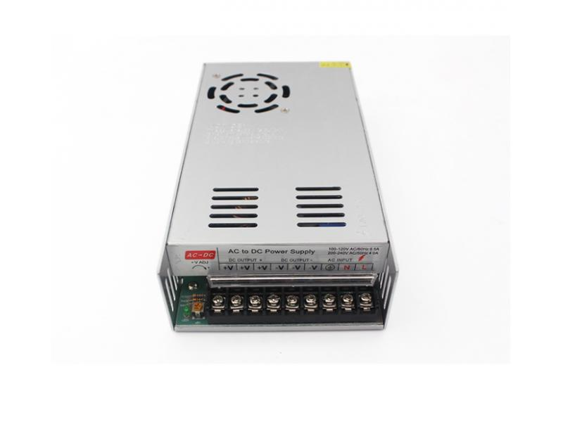 Enclose type 12vdc 150W switching meanwell power supply