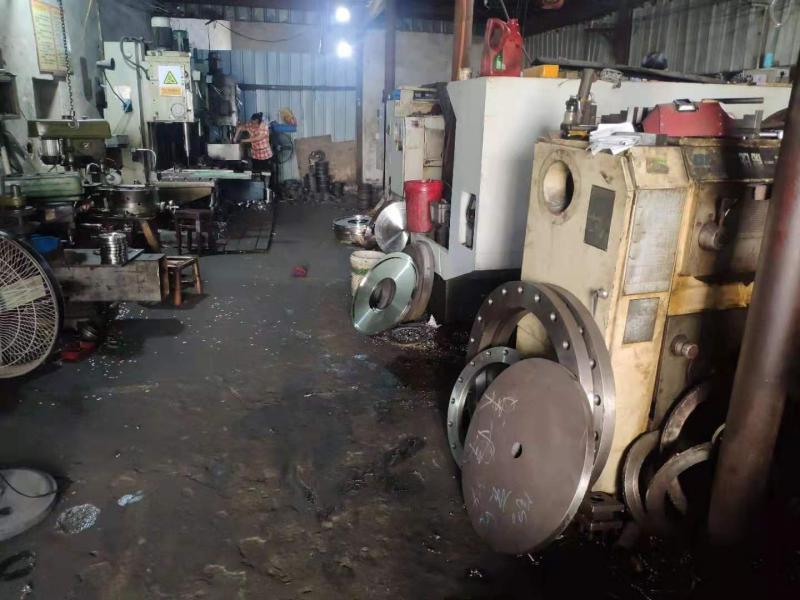 Wenzhou Minggang Flange Co., Ltd.